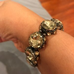 Jeweled Stretchy Bracelet